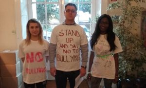 Brooke House College Supports Anti-Bullying Week