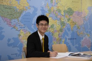 Abingdon School Student is Top in the Country