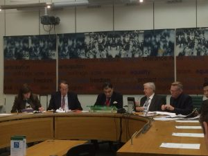 "All Party Parliamentary Group For International Students Meeting: international students in the new ""Global Britain"""